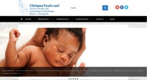 Clinique Foulo SARL - Accueil