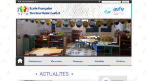 Ecole Française - Accueil