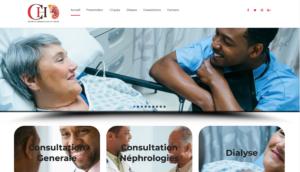 Centre d'Hémodialyse Dakar - Accueil