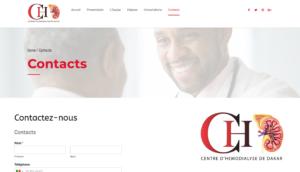 Le Centre d'Hémodialyse Dakar - Contacts